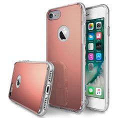 iPhone 7 Case, Ringke®[MIRROR] Bright Reflection Radiant Luxury Mirror Protective Bumper Case