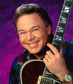 Roy Clark - a very multi-talented country music star