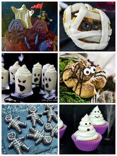 5 recetas para Halloween