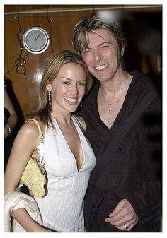 David Bowie & Kylie Minogue