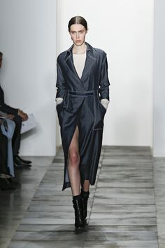 Highlights From New York Fashion Week Fall 2015  - WES GORDON