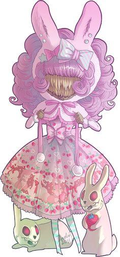 ♥☆♥ Pastel Usagi ☆♥☆: Princess Koneko-Chan Shop Review~