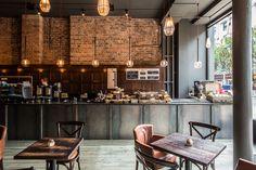 200 Degrees (Birmingham, UK), Fast/Casual | Restaurant & Bar Design Awards