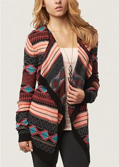 Open Front Cardigan | Sweaters | rue21