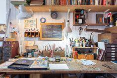 Interior design ideas: illustrator Oliver Jeffers' New York home - in pictures…