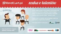 """Uwaga tegoroczni maturzyści! Przedłużamy przyjmowanie zgłoszeń do #konkurs """"RedCart szuka e-talentów"""" aż do 15 września!"""