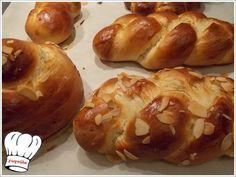 ΤΣΟΥΡΕΚΙΑ ΣΤΟΝ ΑΡΤΟΠΑΡΑΣΚΕΥΑΣΤΗ!!! Baked Potato, Bread, Baking, Ethnic Recipes, Food, Brot, Bakken, Essen, Meals