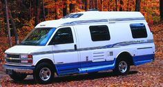 #ThrowbackThursday What a beautiful 2000 Roadtrek 200 Popular; try saying that name three times!