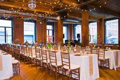 Wedding Venue Review: The Dumbo Loft in Brooklyn