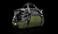 サッカーW杯・ブラジル大会に向けてNIKEが3Dプリンターでバッグを製作!