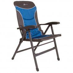 Bardani Tripoli campingstoel arctic blue