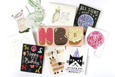 Kid Birthday Card Set of 10