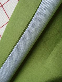 Facing a Facing - even with interfacing. This one's a keeper!