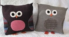 Pillows, pillows, pillows!