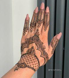Circle Mehndi Designs, Pretty Henna Designs, Modern Henna Designs, Henna Tattoo Designs Simple, Stylish Mehndi Designs, Henna Designs Easy, Best Mehndi Designs, Mehndi Designs For Hands, Bridal Mehndi Designs