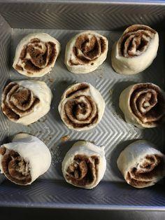 Vegan 1-Hour Cinnamon Rolls