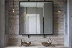 London Apartment by Roselind Wilson Design | Bathroom | Photo by Richard Waite