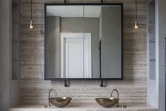 London Apartment by Roselind Wilson Design | Bathroom | Photo by Richard Waite