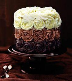 Torta Tres Chocolates