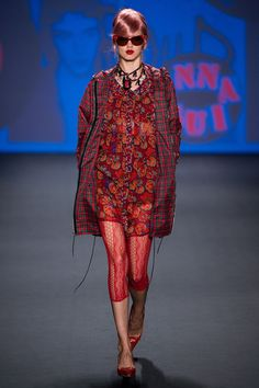 Spring 2013 Ready-to-Wear  Anna Sui