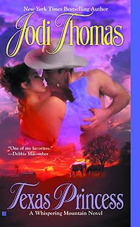 The second book in my Whispering Mountain Series released in 2007.