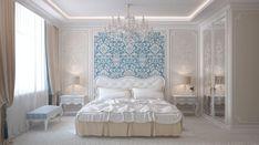 Спальня в классическом стиле на Воздвиженке в Киеве