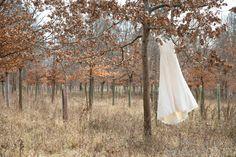 Wedding dress in Luxters wood
