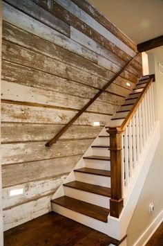 Home Remodeling Tips Sale Ultra Thin White Washed Barn Siding City Farmhouse, Rustic Farmhouse, Farmhouse Style, Farmhouse Stairs, Rustic Style, Country Style, Rustic Decor, Rustic Modern, Farmhouse Nashville