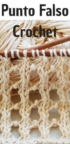 Crochet Stitches Patterns, Knitting Stitches, Stitch Patterns, Knitting Patterns, Knitting Help, Lace Knitting, Crochet Woman, Knit Crochet, Yarn Crafts