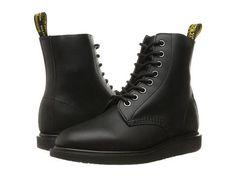 Incaltaminte Femei Dr Martens Whiton 8-Eye Boot Black Softy T N/A  #euforiamall