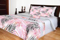 Prikrývky na posteľ v elegantnom dizajne Bed, Furniture, Home Decor, Grey Bedrooms, Twin Size Beds, Comforters Bed, Bed Ideas, Inspirational, Pictures