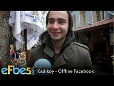 Kadıköy'de Offline Facebook.