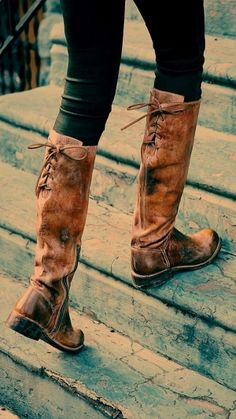 Bed Stu Manchester boots by Gigi643