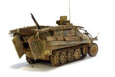Sd.kfz 251/7 Ausf.D