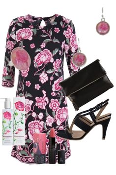 Oriental Lily Outfit includes Crabtree & Evelyn, Karen Murrell, and Nest Of Pambula - Birdsnest Online Fashion Store