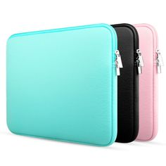 Laptop Sleeve 13-14 pollici IMPERMEABILE PU Pelle Protettiva da Viaggio per Notebook