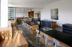 Counter Culture Coffee Training Center Emeryville, CA — Jane Kim Design