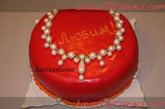 how to make fondant pearls