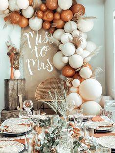 Bridal Shower Party, Bridal Shower Decorations, Wedding Decorations, Wedding Themes, Wedding Colors, Wedding Ideas, Fall Wedding, Our Wedding, Dream Wedding