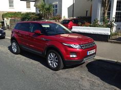#RangeRover Evoque...this is why i am working hard