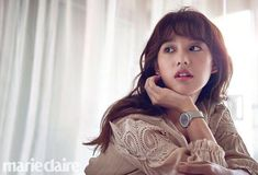 Actress kim ji won looked absolutely stunning in the september issue of 'marie claire'! Kim Ji Won, Looking Gorgeous, Beautiful, Korean Actresses, Tumblr Girls, Her Smile, Marie Claire, Curvy Fashion, Absolutely Stunning