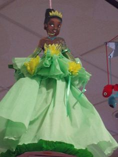 Piñatas princesas: