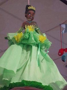 Piñatas princesas: Birthday Pinata, Birthday Backdrop, 1st Birthday Parties, Birthday Party Decorations, Party Themes, Ballerina Birthday, Baby Girl Birthday, Princess Birthday, Princess Party