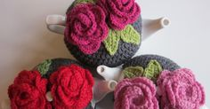 Ok, so it started with one tea cosy and now there have been three more! One for a gift, one ordered by a friend and another to pop into m...