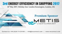 Maritime Shipping Events UK: Energy Efficiency in Shipping Conference For more information, please contact us 207 1129 183 Events Uk, Kensington London, Voucher Code, Energy Efficiency, Conference, Third, Coding, Live, Book