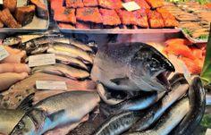 Para vosotros pescaderos y pescaderías – Visor Contemporary Photography, Relleno, Sushi, Meat, Food, Cycling, Travel Photography, Fishing, Adventure