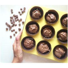 Chocolate cupcakes,  #sekerhamuru #cupcakes #chocolatecupcakes #sugarart #candyfirinim