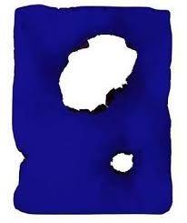 Image result for ив кляйн синий монохром Yves Klein