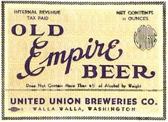 Old Empire beer