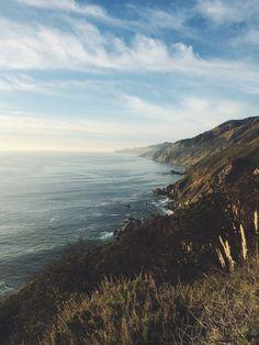 #california #coast | Louise Bichan | VSCO Grid™